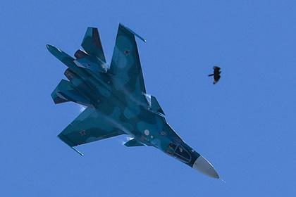 Летчика упавшего Су-34 нашли в море