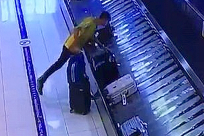 Серийный грабитель наворовал чемоданов на миллионы и пустился путешествовать