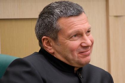 Соловьев раскритиковал Чубайса и получил от него совет «обтереться»