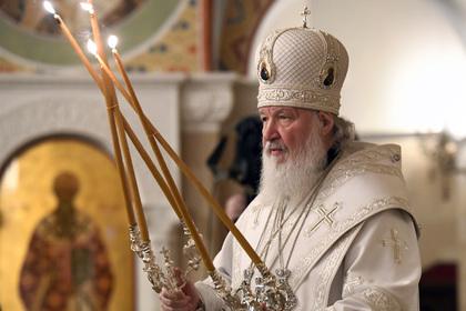 Патриарх Кирилл получил звание профессора после участия в телешоу