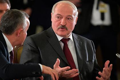 Лукашенко пожаловался на палки в колеса со стороны России