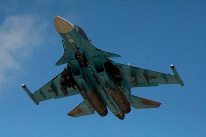 Спасение второго летчика после столкновения Су-34 опровергли