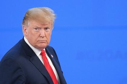 Стали известны детали экстренного обращения Трампа к нации