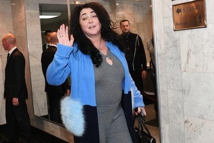 На Лолиту подали в суд за коммунальные долги