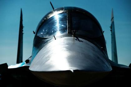 Погибшие летчики Су-34 запутались в парашютах