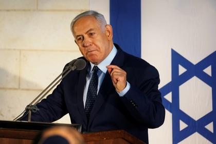 Премьер Израиля рассказал о борьбе с иранцами в Сирии