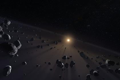 Девятая планета Солнечной системы оказалась загадочным кольцом