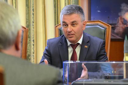 Приднестровье заверило Украину в безвредности российских миротворцев