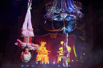 Российских циркачей отметили на международном фестивале