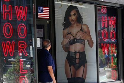 Американский сенатор придумала новый «налог на порно»