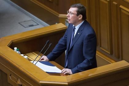 Дважды судимый генпрокурор Украины заявил о готовности снова сесть в тюрьму