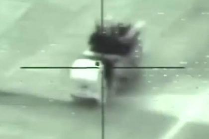Убийцей сирийского «Панциря-С» оказался примитивный израильский дрон