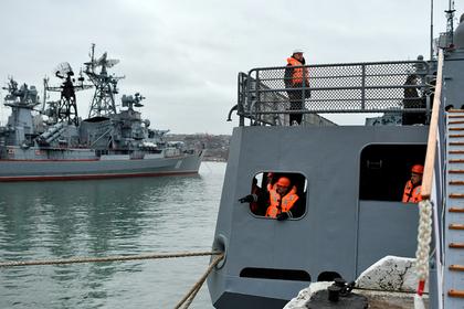 Российский военный флот признали бесполезным для Сухопутных войск и ВДВ