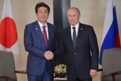 Раскрыты детали предстоящих переговоров Путина и Абэ