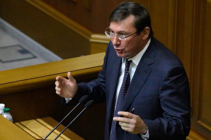 Генпрокурор Украины призвал легализовать оружие и проституцию