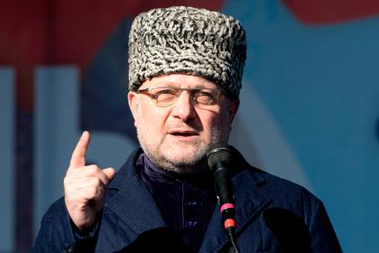 Чечня заявила об особом праве списать долги за газ