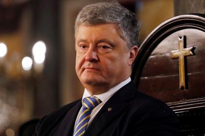 Порошенко обратился к жителям Крыма и Донбасса