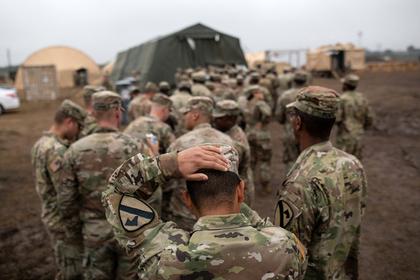 Трампу разрешили вершить судьбу трансгендеров в армии