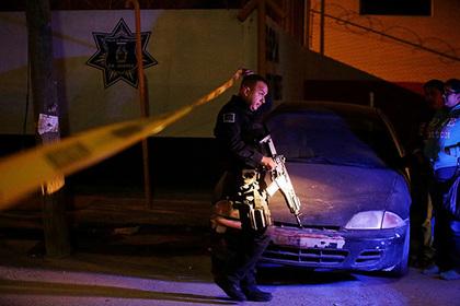 Мексика поставила рекорд по убийствам