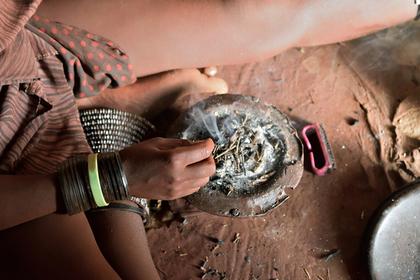 Африканец захотел выиграть в лотерею при помощи колдуна и лишился глаза