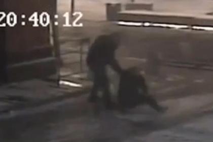 Опубликованы новые кадры избиения Богомолова Виторганом
