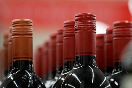 На импортный алкоголь начали повышать цены