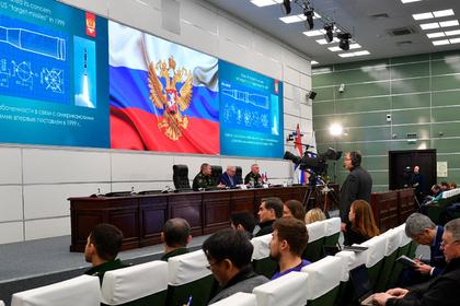США проигнорировали показ российской «ракеты-нарушителя»