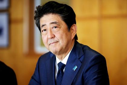 Абэ отказался раскрывать детали переговоров с Путиным