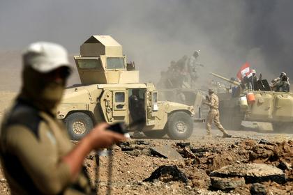 В Ираке сорвано огромное наступление «Исламского государства»