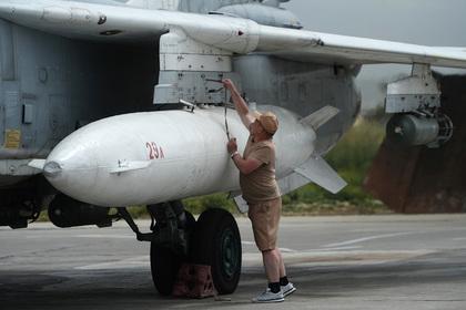 Россия рассказала об угрозе авиабазе Хмеймим в Сирии