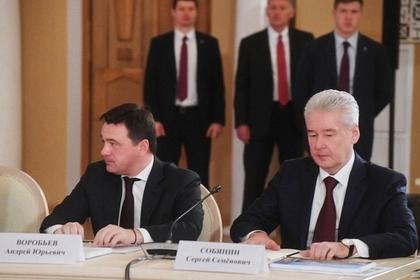 Воробьев рассказал о сотрудничестве с МГУ