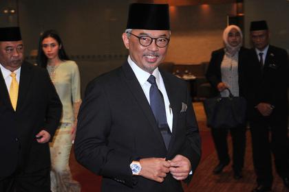 Малайзия выбрала короля взамен женившегося на «Мисс Москва»