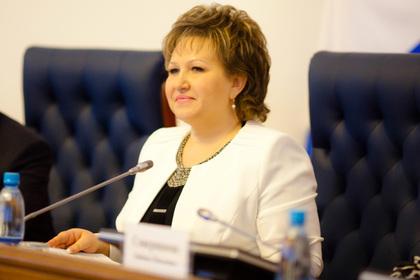 Глава областной думы заявила о ненужности денег роженицам старше 30 лет