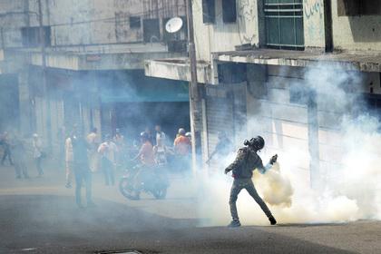 Кремль отреагировал на революцию в Венесуэле