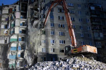 Названа цена расселения пострадавшего от взрыва дома в Магнитогорске
