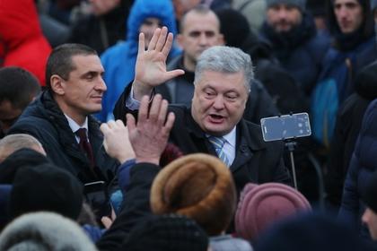 Беглый украинский депутат рассказал о молитвах Порошенко иконе со своим ликом photo
