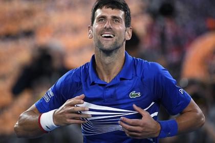 Джокович выиграл Australian Open и вошел в историю photo