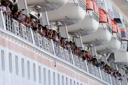 Круизные лайнеры оказались опасными для здоровья photo