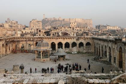 Российские студенты восстановят памятники в Сирии photo
