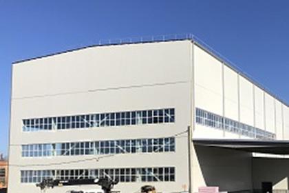 На заводе винто-рулевых колонок «Сапфир» завершены строительные работы photo