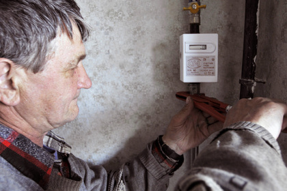 Россиян начнут штрафовать за отказ ставить счетчики на газ photo