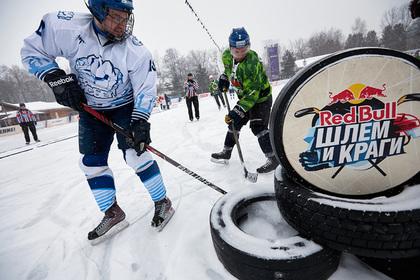 Турнир по хоккею без вратарей «Шлем и Краги» стал международным photo