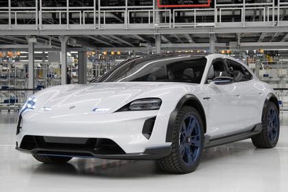 Porsche ускорит смерть Tesla photo