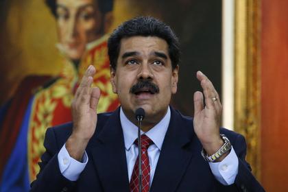 Мадуро захотел встретиться с дьяволом ради мира с США photo