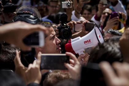 В Европе отказались признавать Гуайдо президентом Венесуэлы photo