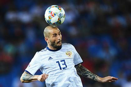 Футболист сборной России перебрался в Европу photo