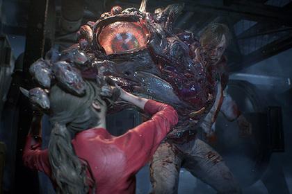 Самый страшный ужастик 90-х стал еще круче: Resident Evil 2
