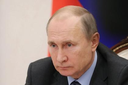 Путин заявил о приостановке участия России в ракетном договоре