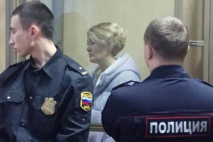 Арестованную российскую активистку отпустят из-под домашнего ареста на похороны