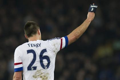 Названа причина отказа Джона Терри от российского футбола